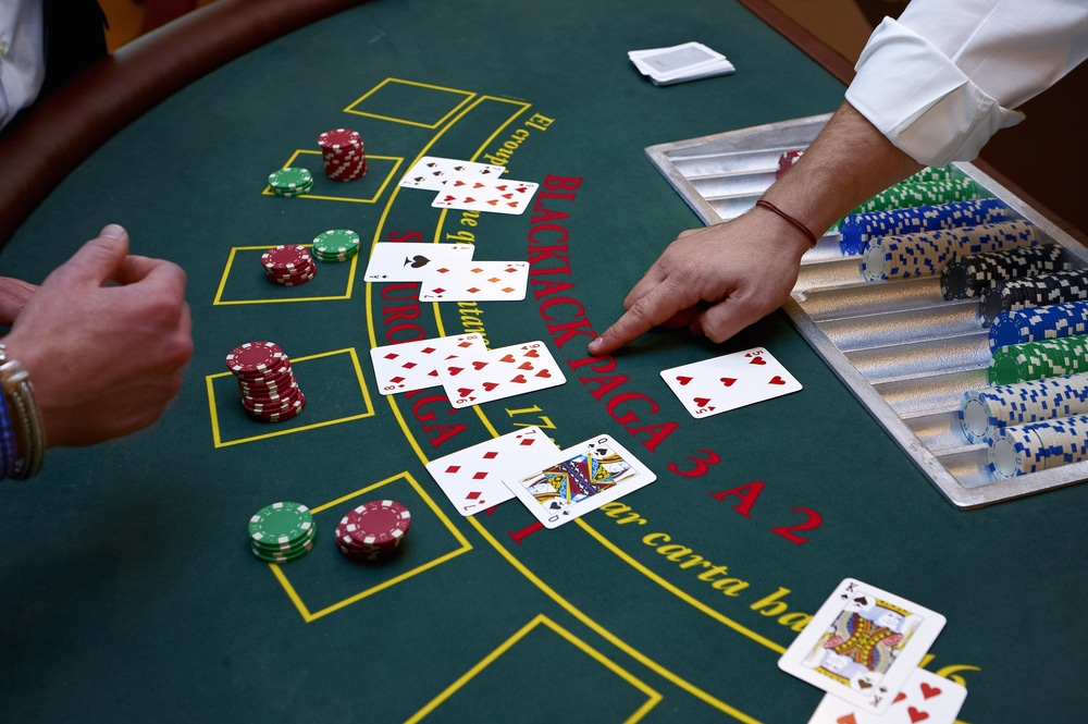 แบล็คแจ็ค LuckyNiki Blackjack