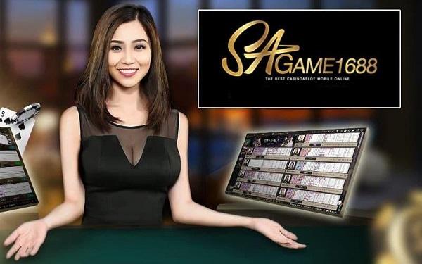 รู้จัก sagame1688 คาสิโนออนไลน์ทันสมัย สาย SA Gaming