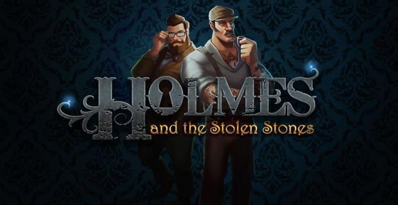 รีวิวเกมสล็อตออนไลน์ Holmes And The Stolen Stones   LuckyNiki